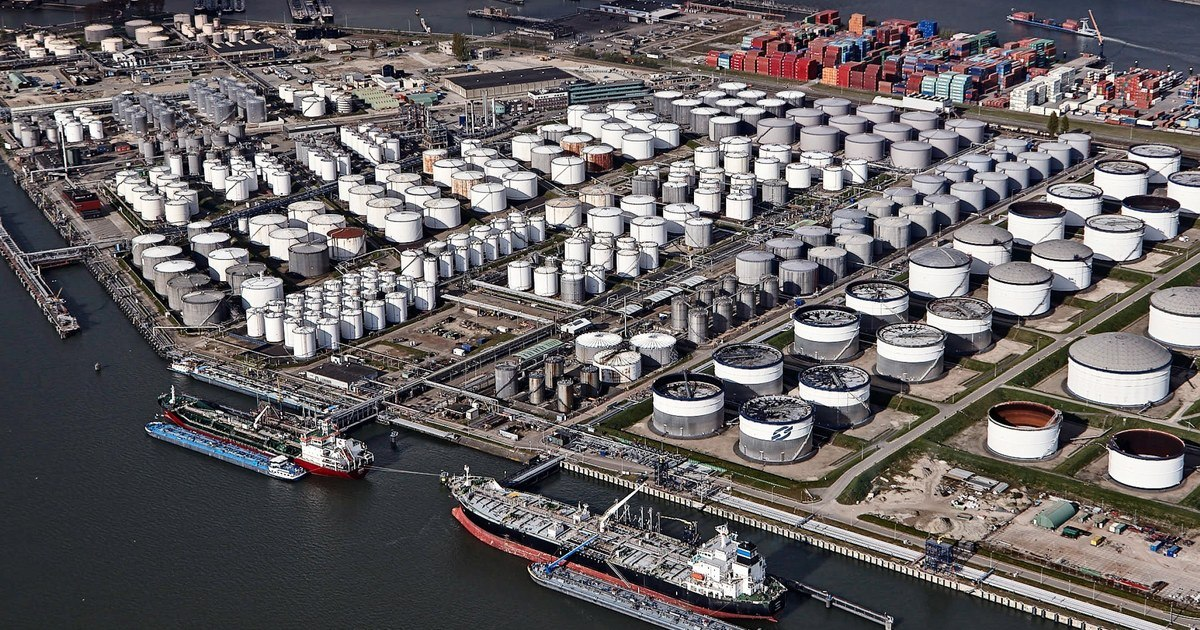 Odfjell to sell terminal in Rotterdam - Odfjell SE
