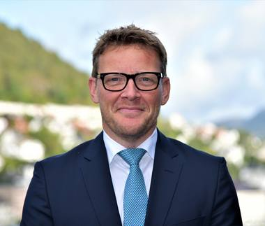 Picture of Kristian Mørch, CEO
