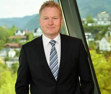 Picture of Terje Iversen, CFO