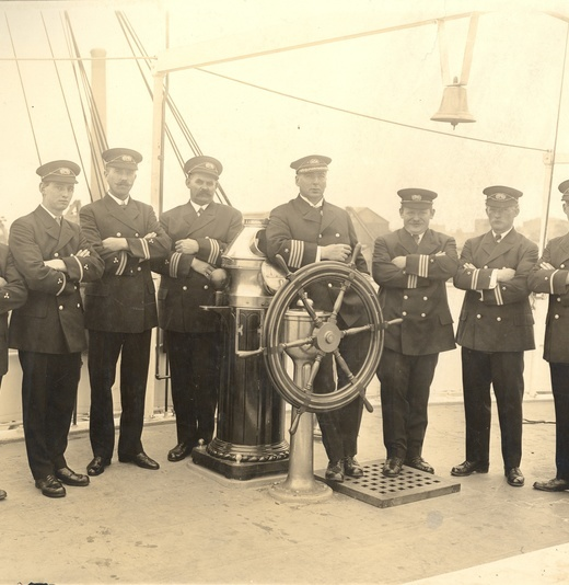 Odfjell history