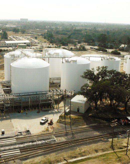 Odfjell Terminals Charleston