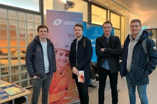 Recruiting for the long run - Odfjell SE
